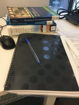 RM writing