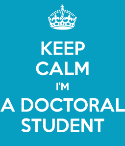 doctoral student