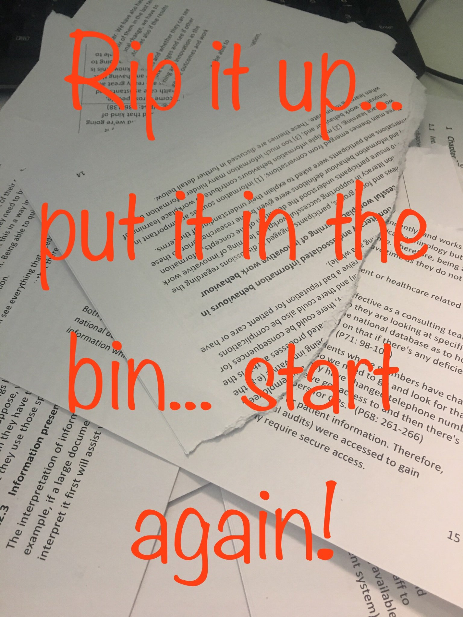 write up 2